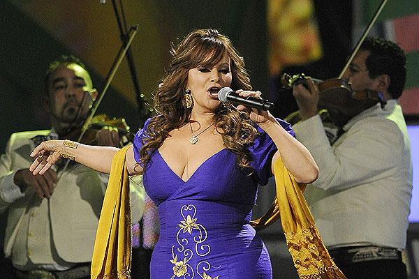 Jenni Rivera estrena disco