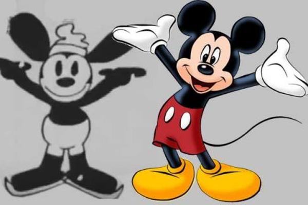 Mickey Mouse celebra 88 años