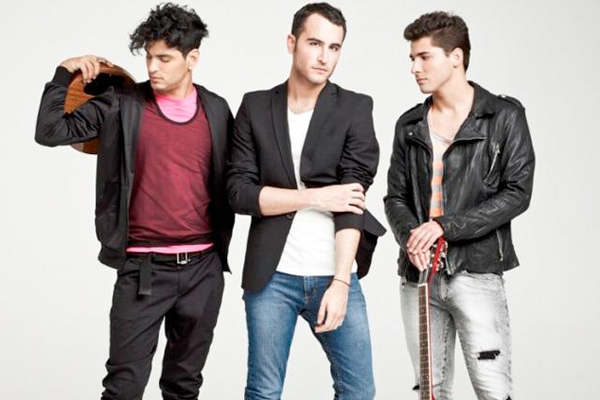 Reik regresa al Auditorio Nacional