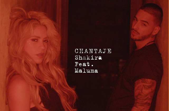 Shakira estrena video con Maluma