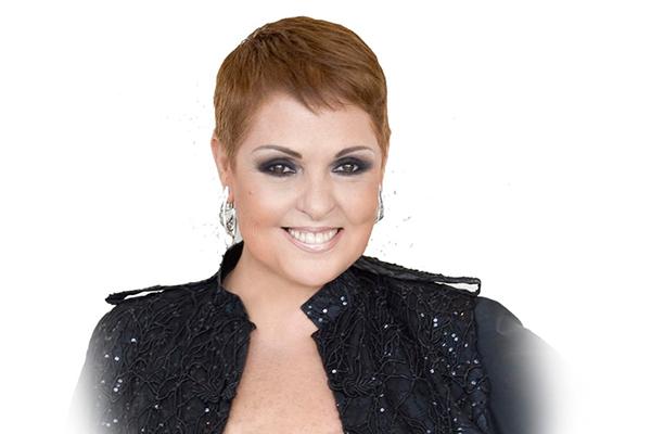 Lupita D'alessio vuelve al Auditorio
