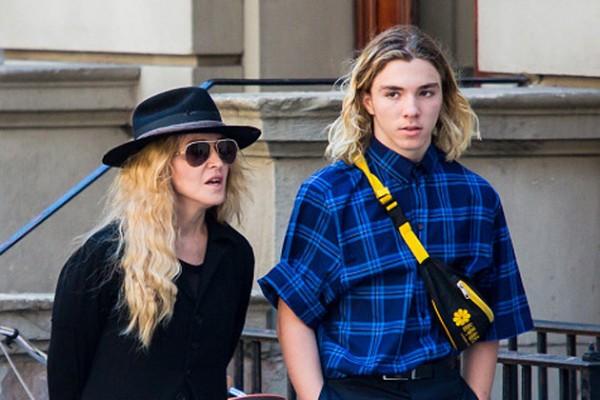 Arrestan a hijo de Madonna