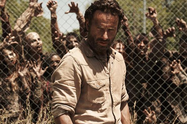 Disminuye audiencia de 'The Walking Dead'