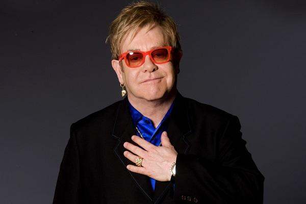 Fotografías de Elton John se exhiben en Londres