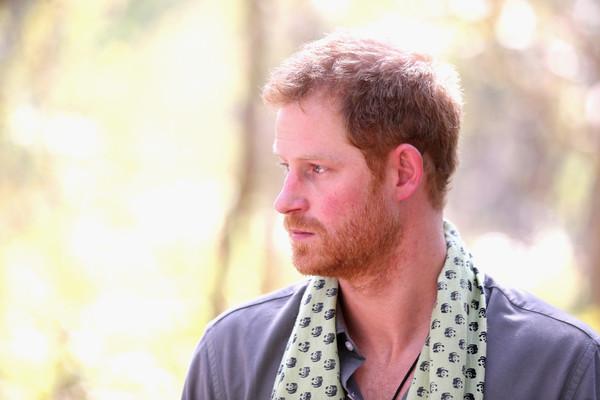 Príncipe Harry denuncia ciberacoso a su novia