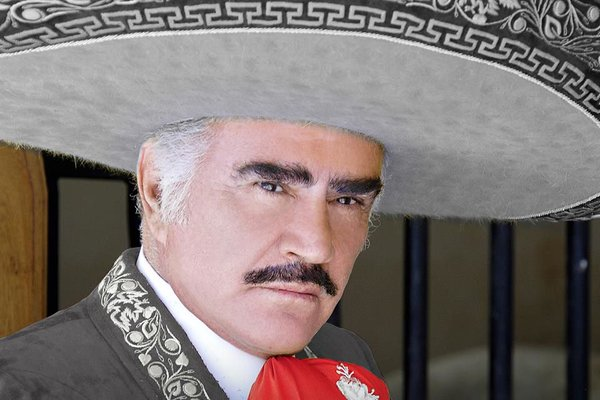 Vicente Fernández no quiere homenaje