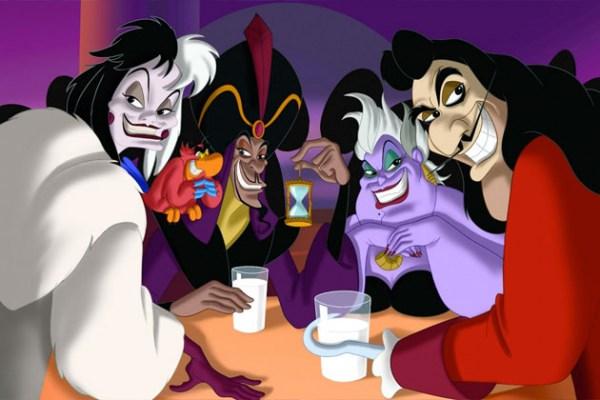 Disney planeó un parque de villanos