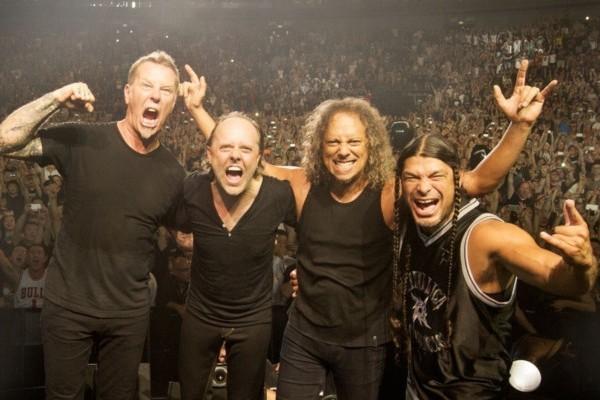 Metallica tocará livestream