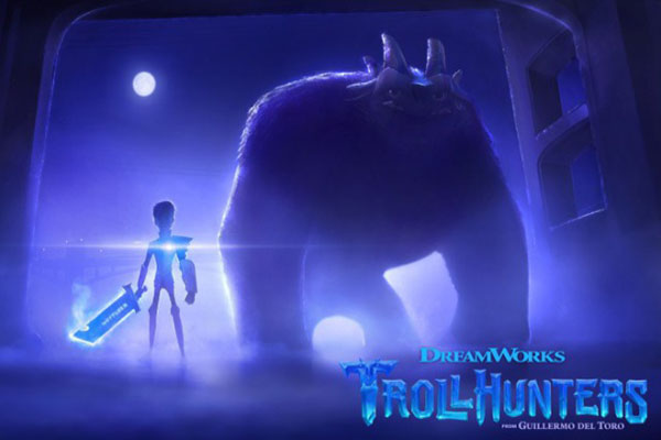 """Trollhunters"" se estrenará en Netflix"