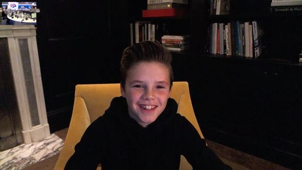 Cruz Beckham estrena videoclip