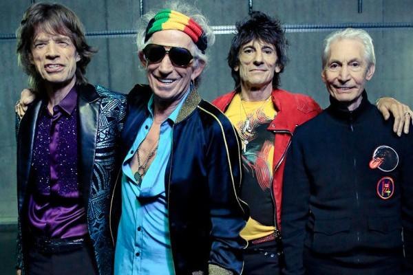 Rolling Stones estarán de estreno mañana