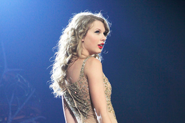 Taylor Swift, mejor pagada de 2016