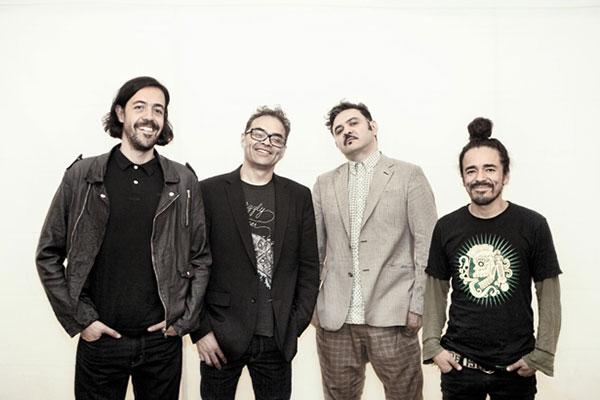 Café Tacvba lanzará álbum en 2017