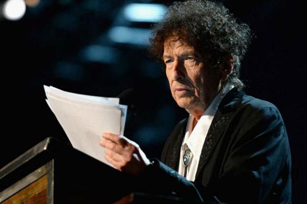 Bob Dylan sólo mandará su discurso