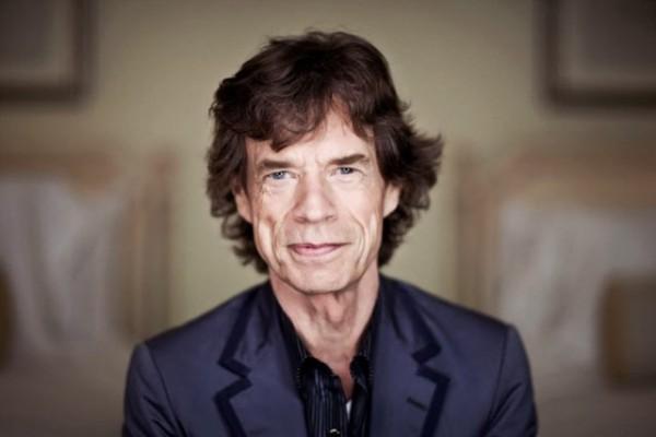 Mick Jagger es padre por octava vez