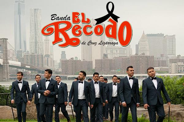 """Banda El Recodo interpreta tema de """"El Chema"""""""
