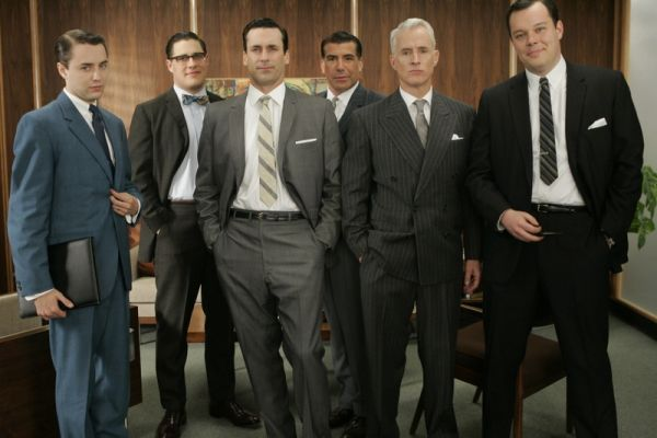 'Mad Men' ya es parte de la Universidad de Texas