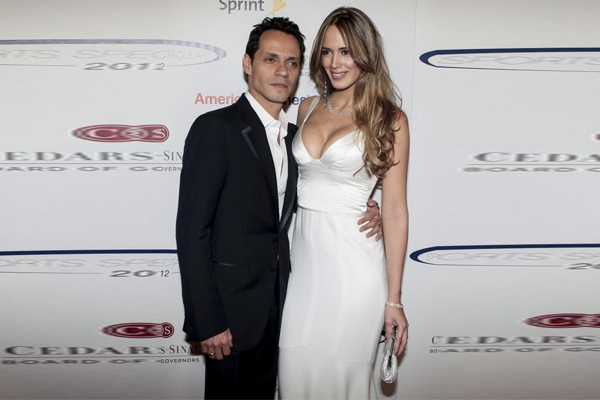 Marc Anthony concreta su divorcio