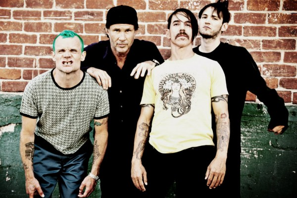 Vuelve Red Hot Chili Peppers a México