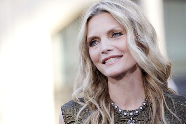 Michelle Pfeiffer explica su desaparición de Hollywood