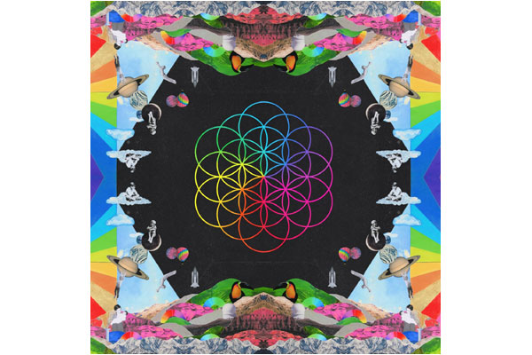 Coldplay anuncia Kaleidoscope