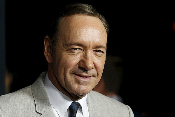 Kevin Spacey conducirá los Tony 2017