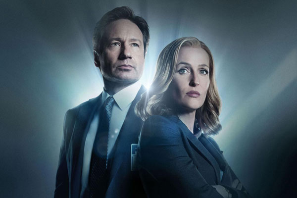 """The X-Files"" regresa con 10 episodios"