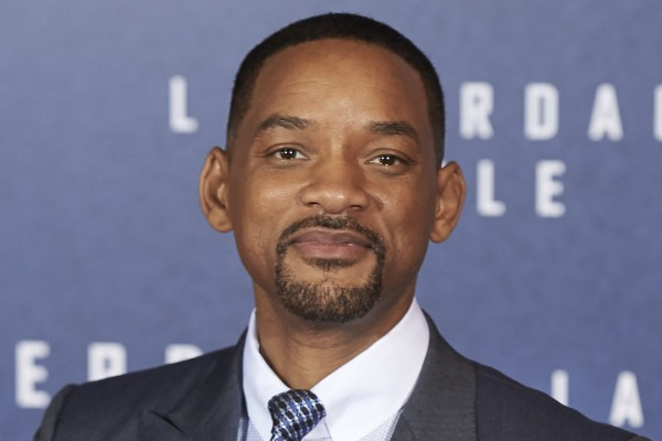 Will Smith en el jurado del Festival de Cannes