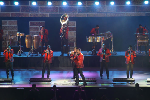 Banda MS de regreso al Auditorio Nacional