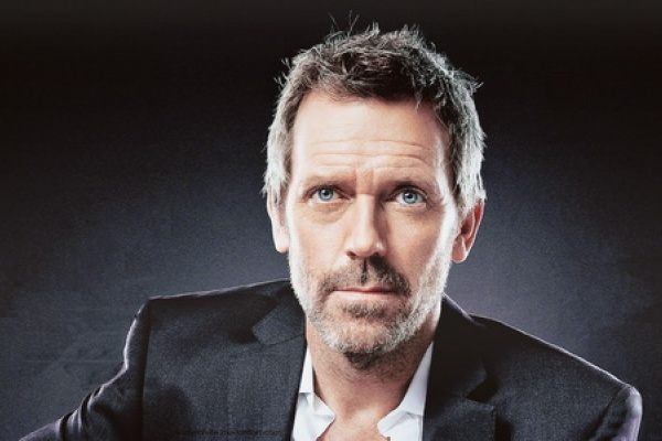 "Hugh Laurie protagoniza ""Chance"""