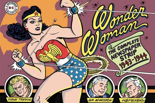 Subastarán cómics de Wonder Woman