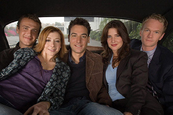 'How I Met Your Mother' sale de Netflix