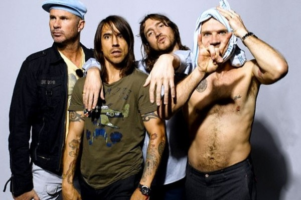 Red Hot Chili Peppers llega a México
