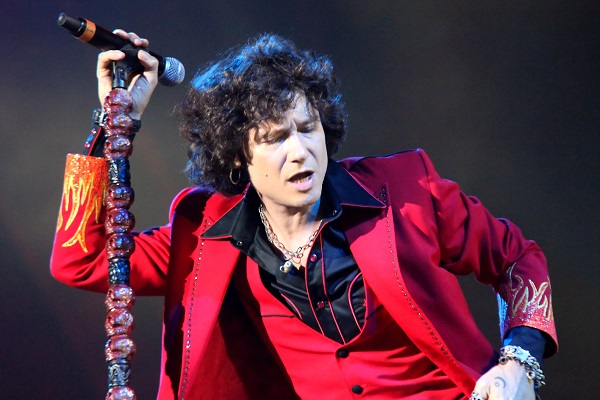 Enrique Bunbury presenta álbum