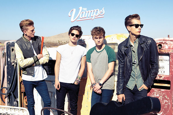 The Vamps llegarán a CDMX