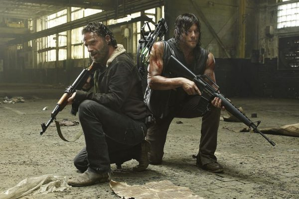 """The Walking Dead"" regresan este mes"