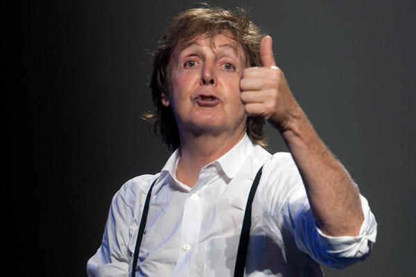 Paul McCartney estrena cortometraje