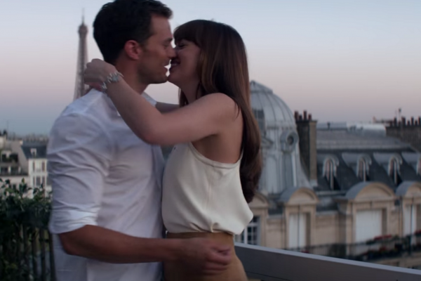 Tráiler de '50 Shades Freed'