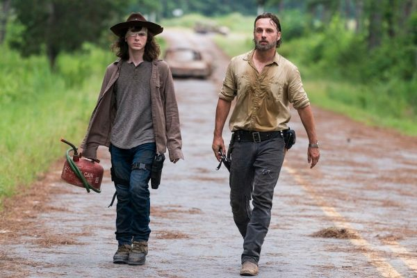 'The Walking Dead' regresa