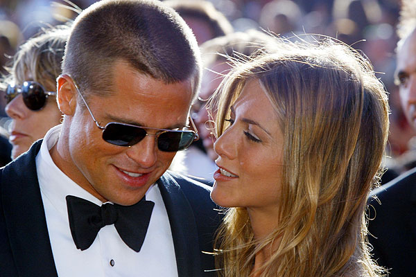 ¿Jennifer Aniston y Brad Pitt regresaron?