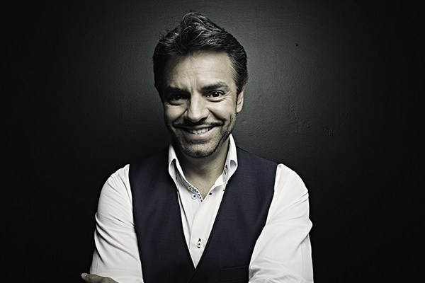 Eugenio Derbez será villano