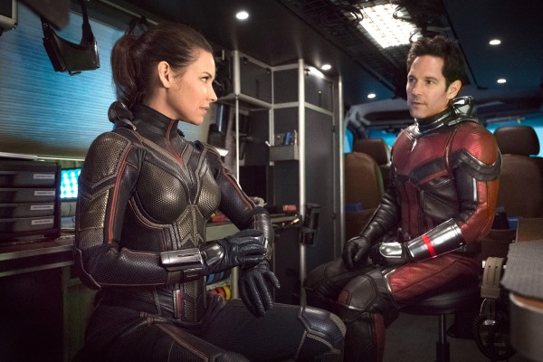 Ant-Man And The Wasp triunfa en taquilla