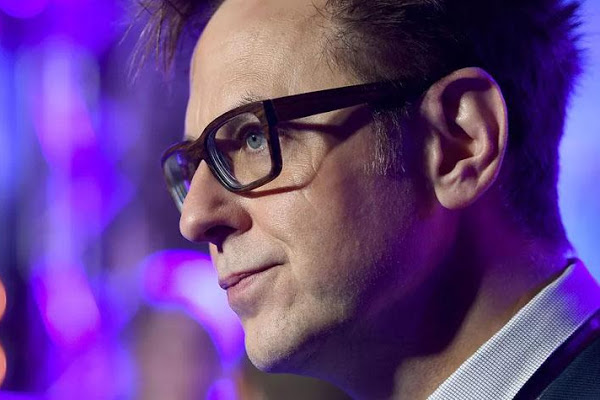 Disney recontrata a James Gunn