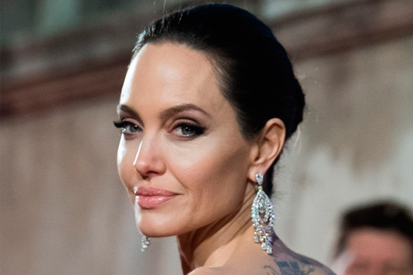 Angelina Jolie estará en 'The Eternals'