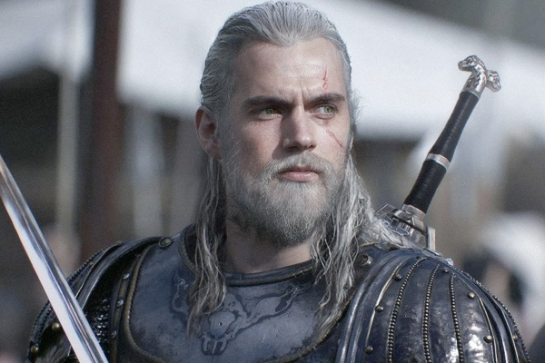 "Henry Cavill será ""The Witcher"""