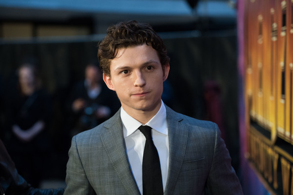 Tom Holland estrena romance