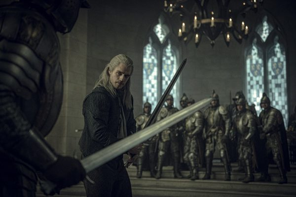 Lanzan tráiler de The Witcher