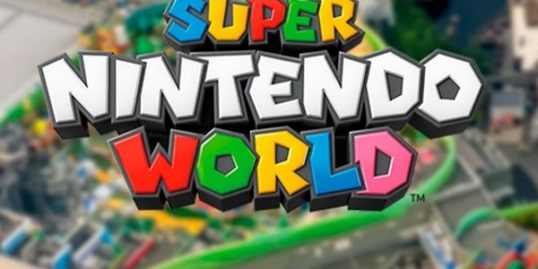 Super Nintendo World abrirá en 2021