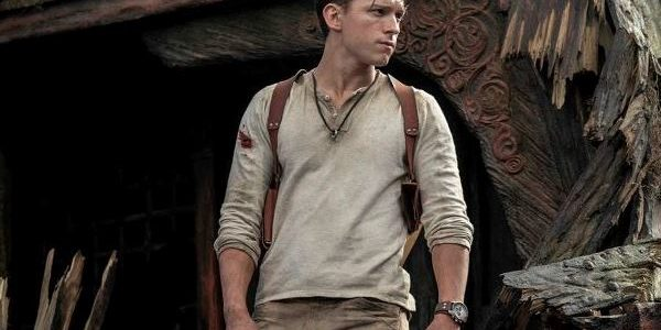 Tom Holland como Nathan Drake