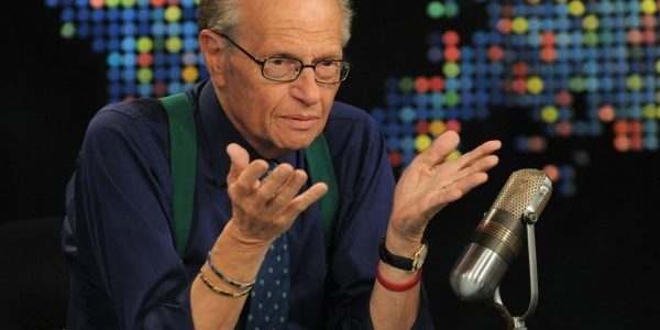 Fallece Larry King